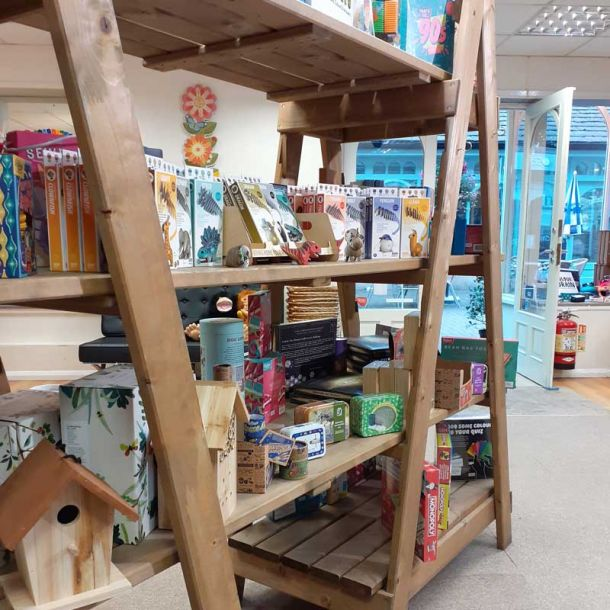 Crocodile toys Cirencester - proudly plastic free